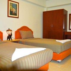 Отель Silver Gold Garden Suvarnabhumi Airport Таиланд, Бангкок - 5 отзывов об отеле, цены и фото номеров - забронировать отель Silver Gold Garden Suvarnabhumi Airport онлайн комната для гостей фото 5
