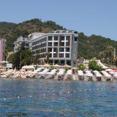 Sunrise Hotel пляж фото 2
