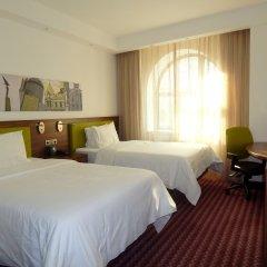 Гостиница Hampton by Hilton Samara комната для гостей фото 3