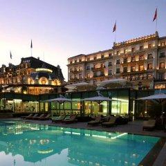 Отель Beau-Rivage Palace бассейн фото 2