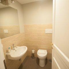 Отель Mancini's Home Италия, Рим - отзывы, цены и фото номеров - забронировать отель Mancini's Home онлайн ванная фото 2