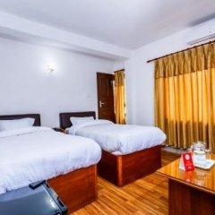Отель Oyo 104 Hotel Baltic Inn Непал, Катманду - отзывы, цены и фото номеров - забронировать отель Oyo 104 Hotel Baltic Inn онлайн комната для гостей фото 2