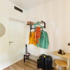 Nice Hostel Павелецкая Стандартный номер с двуспальной кроватью фото 9