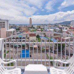 Patong 7Days Premium Hotel Phuket балкон