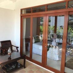 Отель Palm Beach Resort балкон