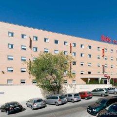 Отель Ibis Calle Alcala Мадрид парковка