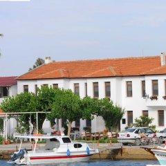 Отель Teos Lodge Pansiyon & Restaurant Сыгаджик приотельная территория фото 2