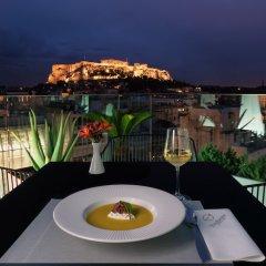 Elia Ermou Athens Hotel балкон