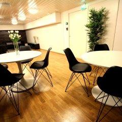 Отель Forenom Aparthotel Helsinki Herttoniemi питание