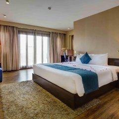 Отель Oriental Suites Ханой комната для гостей фото 3