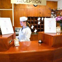 Отель HAVSHOTELLET Мальме интерьер отеля фото 2