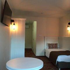 Apart-hotel Naumov Sretenka 3* Стандартный номер разные типы кроватей фото 22