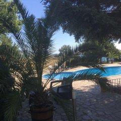 Hotel Denitza бассейн