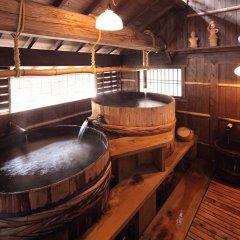 Отель Kurokawa Onsen Oyado Noshiyu Япония, Минамиогуни - отзывы, цены и фото номеров - забронировать отель Kurokawa Onsen Oyado Noshiyu онлайн бассейн