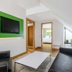 Отель NH Frankfurt Messe комната для гостей фото 2