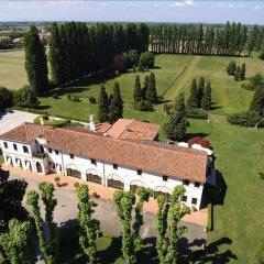 Отель Romantik Hotel Villa Margherita Италия, Мира - отзывы, цены и фото номеров - забронировать отель Romantik Hotel Villa Margherita онлайн спортивное сооружение
