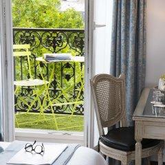 Hotel Plaza Elysées удобства в номере
