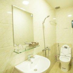 Hoa Nang Hotel Далат ванная