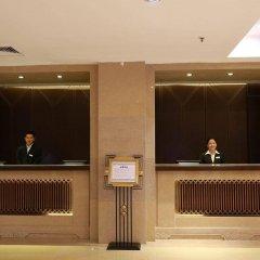 Dongjiaominxiang Hotel Beijing Пекин интерьер отеля фото 3