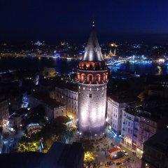 Anemon Hotel Galata - Special Class Турция, Стамбул - отзывы, цены и фото номеров - забронировать отель Anemon Hotel Galata - Special Class онлайн балкон