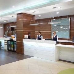 Гостиница Hampton by Hilton Minsk City Center интерьер отеля фото 2