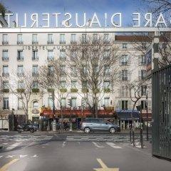 Отель Libertel Austerlitz Jardin des Plantes фото 4