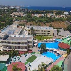 Отель Romantza Mare пляж