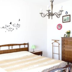 Апартаменты Apartment With 4 Bedrooms in Recanati, With Wonderful Mountain View, Enclosed Garden and Wifi - 8 km From the Beach Реканати комната для гостей фото 2