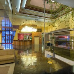 Hotel Federico II Джези интерьер отеля
