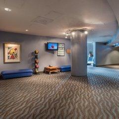 Magnolia Hotel Dallas Downtown фитнесс-зал фото 3