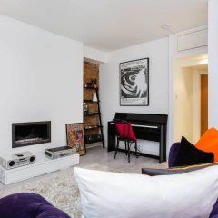 Отель Veeve - Sophisticated Soho комната для гостей фото 4
