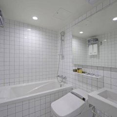 Отель Creto Hotel Myeongdong Южная Корея, Сеул - отзывы, цены и фото номеров - забронировать отель Creto Hotel Myeongdong онлайн ванная фото 2