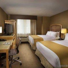 Отель DoubleTree by Hilton New York City - Chelsea США, Нью-Йорк - 8 отзывов об отеле, цены и фото номеров - забронировать отель DoubleTree by Hilton New York City - Chelsea онлайн комната для гостей фото 3