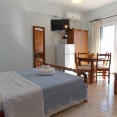 Отель Vila Mihasi Албания, Ксамил - отзывы, цены и фото номеров - забронировать отель Vila Mihasi онлайн комната для гостей фото 2