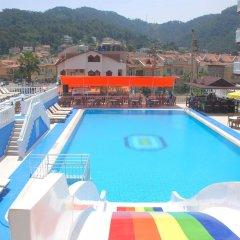 Mustis Royal Plaza Hotel Турция, Кумлюбюк - отзывы, цены и фото номеров - забронировать отель Mustis Royal Plaza Hotel онлайн бассейн