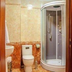 Мини-отель Ностальжи Саратов ванная