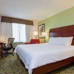 Отель Hilton Garden Inn Queens/JFK Airport США, Нью-Йорк - 1 отзыв об отеле, цены и фото номеров - забронировать отель Hilton Garden Inn Queens/JFK Airport онлайн комната для гостей фото 5