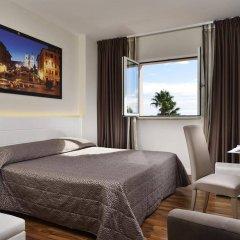 Отель Isola Sacra Rome Airport комната для гостей
