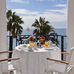 Hotel Le Negresco Ницца балкон