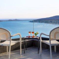 Villa Vogue by Akdenizvillam Турция, Калкан - отзывы, цены и фото номеров - забронировать отель Villa Vogue by Akdenizvillam онлайн балкон