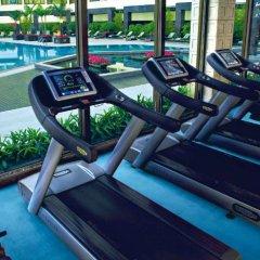 LN Garden Hotel Guangzhou Гуанчжоу фитнесс-зал фото 2