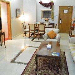 Отель Amerie Suites Hotel Иордания, Амман - отзывы, цены и фото номеров - забронировать отель Amerie Suites Hotel онлайн комната для гостей фото 2