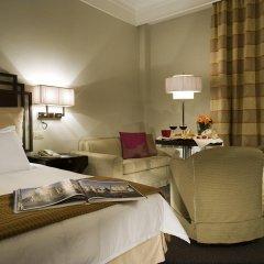 Crowne Plaza Rome-St. Peter's Hotel & Spa Рим комната для гостей фото 5