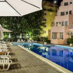 Отель Apart-Hotel Vanilla Garden Болгария, Солнечный берег - отзывы, цены и фото номеров - забронировать отель Apart-Hotel Vanilla Garden онлайн бассейн фото 3