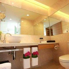 Отель Seaview Gleetour Hotel Shenzhen Китай, Шэньчжэнь - отзывы, цены и фото номеров - забронировать отель Seaview Gleetour Hotel Shenzhen онлайн ванная