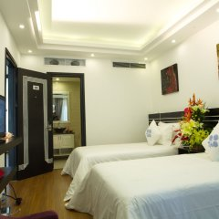 Noble Boutique Hotel Hanoi комната для гостей фото 2
