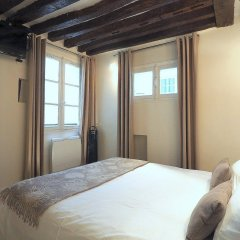 Отель Louvre Parisian Франция, Париж - отзывы, цены и фото номеров - забронировать отель Louvre Parisian онлайн комната для гостей фото 4