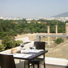 Отель Athens Gate Hotel Греция, Афины - 2 отзыва об отеле, цены и фото номеров - забронировать отель Athens Gate Hotel онлайн балкон