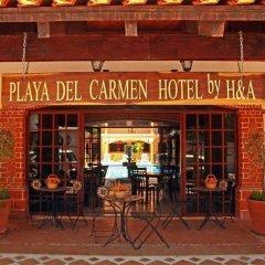 SC Hotel Playa del Carmen гостиничный бар