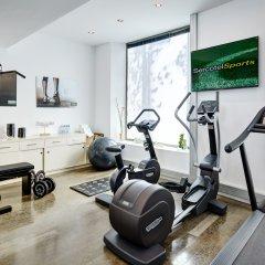 Sercotel Amister Art Hotel фитнесс-зал